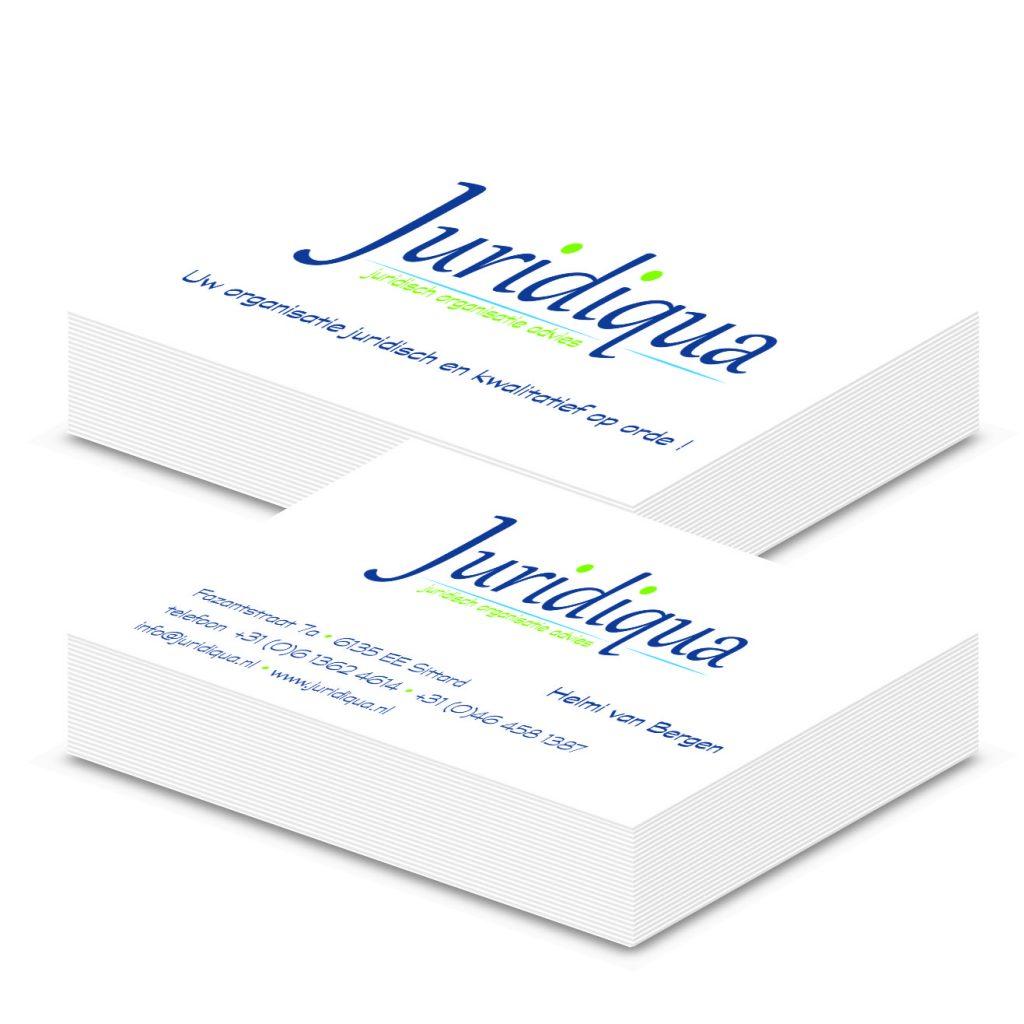 Attivita visitekaart Juridiqua | Sittard