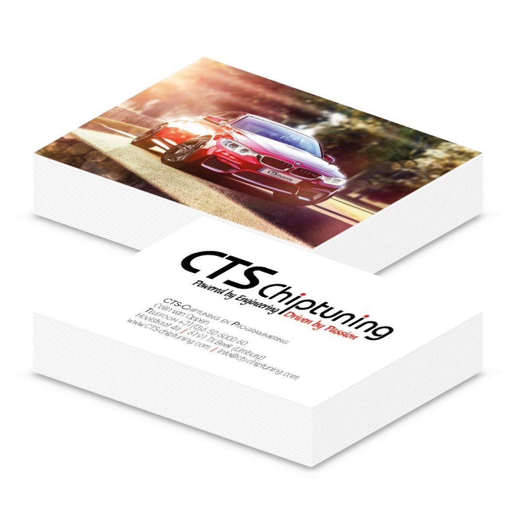 Attività visitekaart CTS Chiptuning
